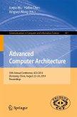 Advanced Computer Architecture (eBook, PDF)