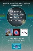 Remote Observatories for Amateur Astronomers (eBook, PDF)