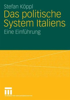 Das politische System Italiens (eBook, PDF) - Köppl, Stefan