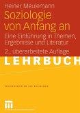 Soziologie von Anfang an (eBook, PDF)