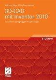 3D-CAD mit Inventor 2010 (eBook, PDF)
