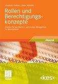 Rollen und Berechtigungskonzepte (eBook, PDF)