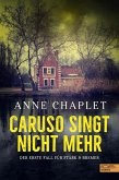 Caruso singt nicht mehr / Stark & Bremer Bd.1 (eBook, ePUB)
