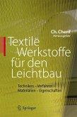 Textile Werkstoffe für den Leichtbau (eBook, PDF)