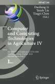 Computer and Computing Technologies in Agriculture IV (eBook, PDF)