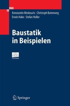 Baustatik in Beispielen (eBook, PDF) - Meskouris, Konstantin; Butenweg, Christoph; Hake, Erwin; Holler, Stefan