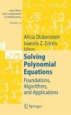 Solving Polynomial Equations (eBook, PDF)