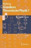 Grundkurs Theoretische Physik 7 (eBook, PDF)