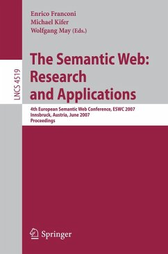 The Semantic Web: Research and Applications (eBook, PDF)