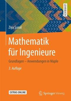 Mathematik für Ingenieure (eBook, PDF) - Sanal, Ziya