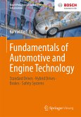 Fundamentals of Automotive and Engine Technology (eBook, PDF)