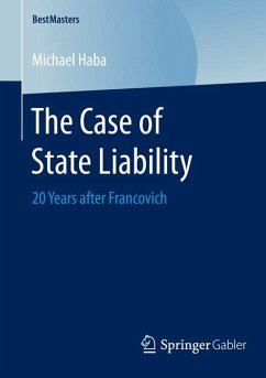 The Case of State Liability (eBook, PDF) - Haba, Michael
