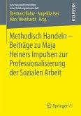Methodisch Handeln – Beiträge zu Maja Heiners Impulsen zur Professionalisierung der Sozialen Arbeit (eBook, PDF)