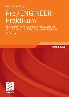 Pro/ENGINEER-Praktikum (eBook, PDF)