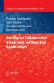 Intelligent Collaborative e-Learning Systems and Applications (eBook, PDF)