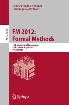FM 2012: Formal Methods (eBook, PDF)