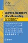 Scientific Applications of Grid Computing (eBook, PDF)