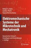 Elektromechanische Systeme der Mikrotechnik und Mechatronik (eBook, PDF)