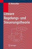Lineare Regelungs- und Steuerungstheorie (eBook, PDF)