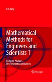 Mathematical Methods for Engineers and Scientists 1 (eBook, PDF)