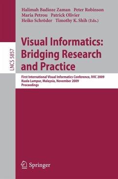 Visual Informatics: Bridging Research and Practice (eBook, PDF)