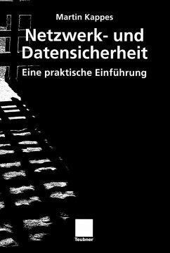 Netzwerk- und Datensicherheit (eBook, PDF) - Kappes, Martin