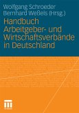 Handbuch Arbeitgeber- und Wirtschaftsverbände in Deutschland (eBook, PDF)