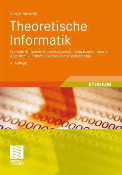 Theoretische Informatik (eBook, PDF) - Hromkovic, Juraj