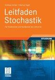 Leitfaden Stochastik (eBook, PDF)