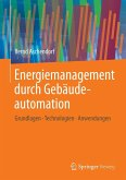 Energiemanagement durch Gebäudeautomation (eBook, PDF)