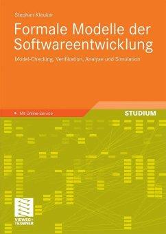 Formale Modelle der Softwareentwicklung (eBook, PDF) - Kleuker, Stephan