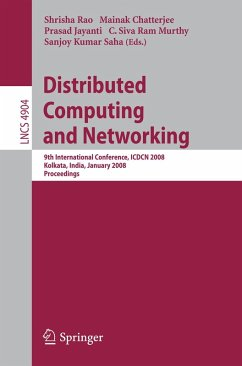 Distributed Computing and Networking (eBook, PDF)