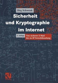 Sicherheit und Kryptographie im Internet (eBook, PDF) - Schwenk, Jörg