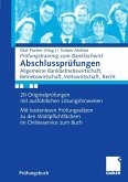 Abschlussprüfungen Allgemeine Bankwirtschaft, Betriebswirtschaft, Volkswirtschaft, Recht (eBook, PDF)
