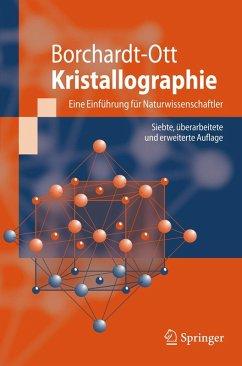 Kristallographie (eBook, PDF) - Borchardt-Ott, Walter