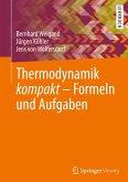 Thermodynamik kompakt - Formeln und Aufgaben (eBook, PDF)
