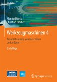 Werkzeugmaschinen 4 (eBook, PDF)