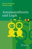 Automatentheorie und Logik (eBook, PDF)