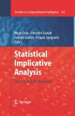 Statistical Implicative Analysis (eBook, PDF)