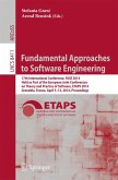 Fundamental Approaches to Software Engineering (eBook, PDF)