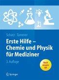 Erste Hilfe - Chemie und Physik für Mediziner (eBook, PDF)