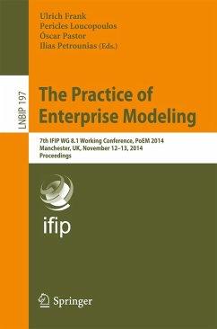 The Practice of Enterprise Modeling (eBook, PDF)