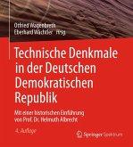 Technische Denkmale in der Deutschen Demokratischen Republik (eBook, PDF)