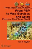 From P2P to Web Services and Grids (eBook, PDF)