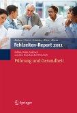 Fehlzeiten-Report 2011 (eBook, PDF)