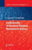Fundamentals of Relational Database Management Systems (eBook, PDF)
