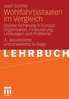 Wohlfahrtsstaaten im Vergleich (eBook, PDF) - Schmid, Josef