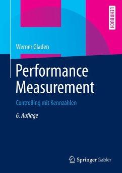 Performance Measurement (eBook, PDF) - Gladen, Werner