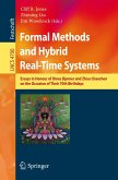 Formal Methods and Hybrid Real-Time Systems (eBook, PDF)