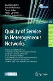 Quality of Service in Heterogeneous Networks (eBook, PDF)